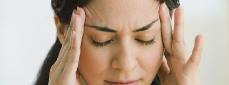 Kopfschmerz; Foto: ©fotolia