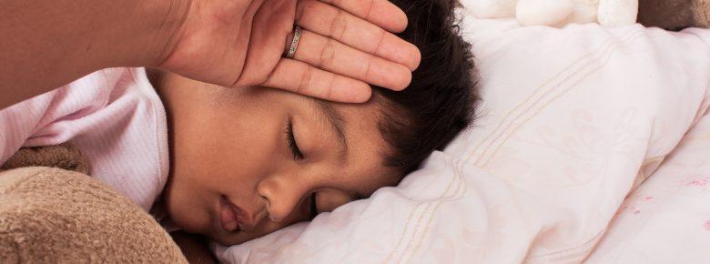 Krankes Kind; Foto: ©napatcha/AdobeStock