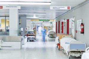 Krankenhaus; Foto: ©upixa/fotolia